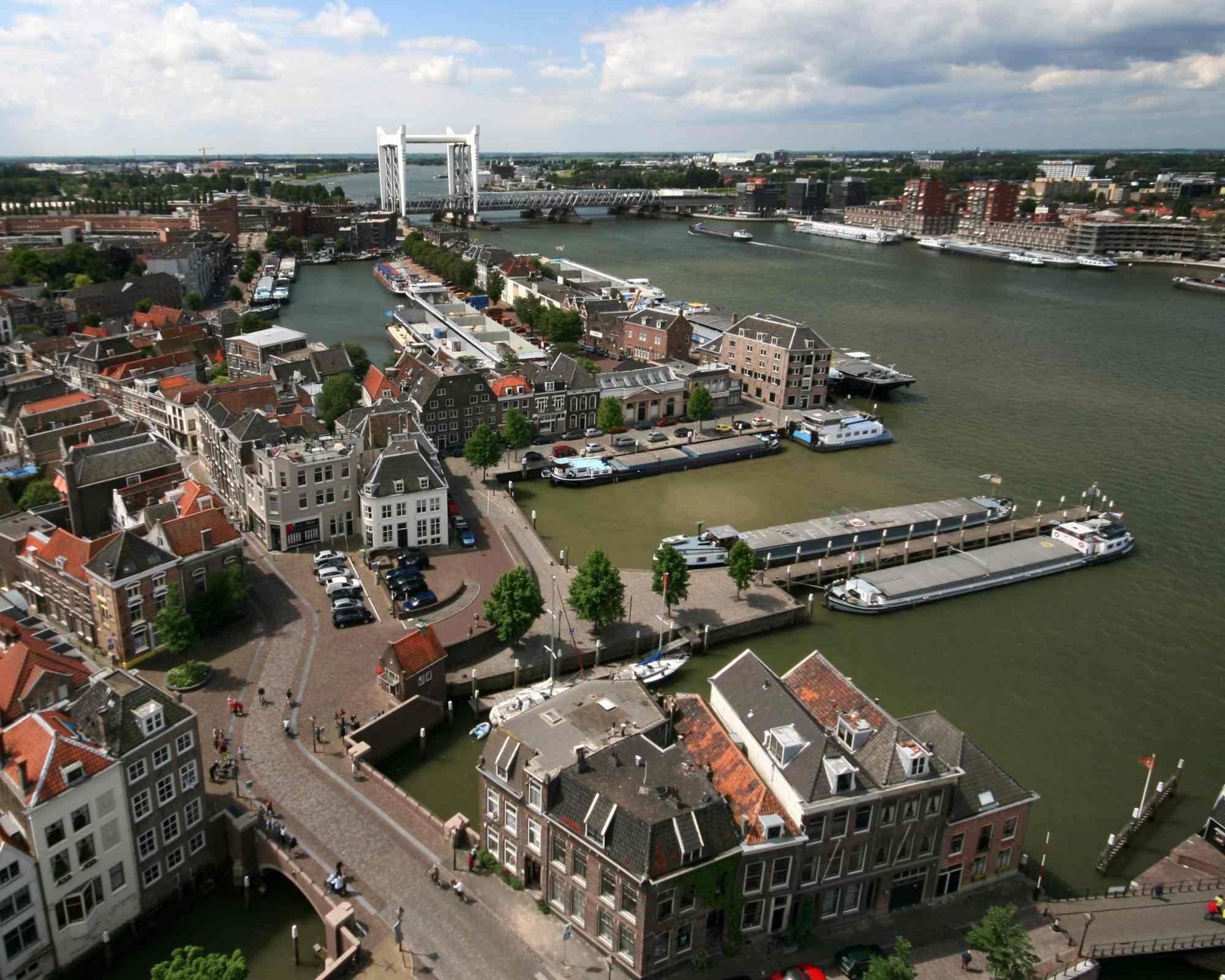 Fruitmand Dordrecht